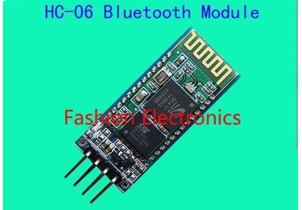 HC-06 Wireless Serial 4 Pin Bluetooth RF Transceiver Module